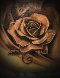 black n white roses for tattoos black tattoo design images free