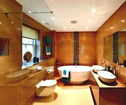 bathroom awesome bathroom design ideas with white toilet with large size of bathroom stylish bathroom design ideas with twin bathroom sink above brown bathroom