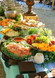 outdoor cuisine best 25 outdoor catering ideas on bar for wedding
