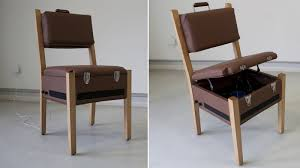12 creative pieces of furniture made from random things gizmodo