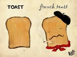 memes french toast discovered by flávia magalhães