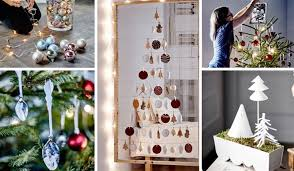 5 ways to revamp the christmas tree ikea share space