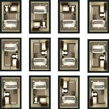 bathroom design floor plans best 20 small bathroom layout ideas on tiny bathrooms