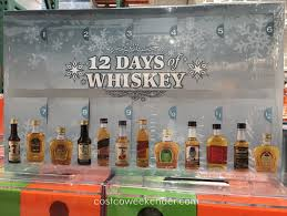 costco halloween decorations 12 days of whiskey variety gift pack costco weekender