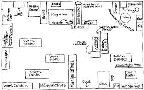 awesome kindergarten class layout 22 for new design room with