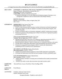 Mba Finance Experience Resume Samples by Resumesample Mba Resume Executive Assistant Resume Sample Http