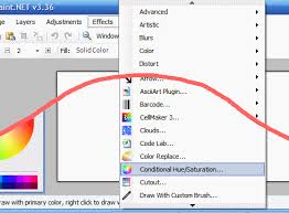 conditional hue saturation effect available page 7 plugins