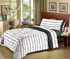 music themed queen comforter clarinet problems on dreams beds bedrooms and room