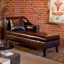 Leather Chaise Lounge Leather Chaise Lounge With Storage Best Futons U0026 Chaise Lounges