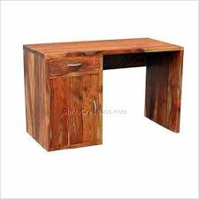 Table For Office Desk Indian Wooden Office Tables Solid Wood Sheesham Office Table