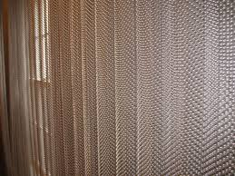 Metal Coil Drapery It U0027s All In The Details House Of Sienna Mack
