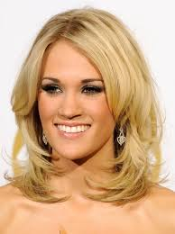 mid length haircuts for curly hair length layered hairstyles curly hair