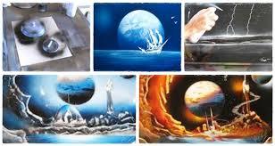 Spray Paint Artist - spray paint art u201cspray paint art secrets u201d teaches people how to