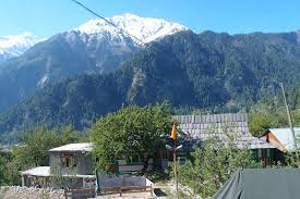 t traveloqoholic sangla valley a retreat in the midst of pine
