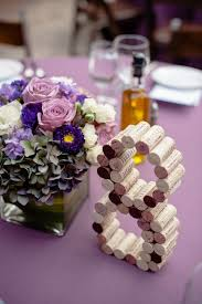 Purple Centerpieces Best 25 Wine Cork Centerpiece Ideas On Pinterest Wine Wedding