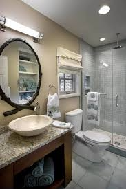 bathroom mirrors with built in led lights vanity decoration