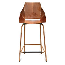 Backless Counter Stools Kitchen Provide A Chic Look To Your Home With Metal Counter