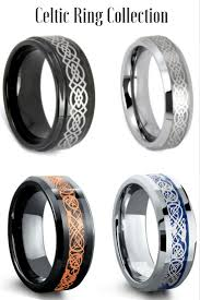 titanium celtic wedding bands wedding rings mens celtic wedding bands white gold titanium