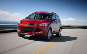 Ford Explorer Hybrid - 2013 ford escape first look motor trend