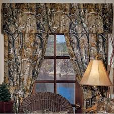 amazon com realtree all purpose lined rod pocket drapes home