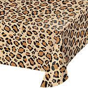 cheetah print party supplies cheetah party supplies leopard print party decorations ezpartyzone
