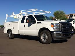 Ford F250 Utility Truck - 2015 f 250 supercab custom scelzi service body walkaround youtube