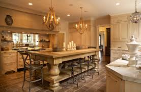 kitchen ideas with island novel kitchen island table ideas and options hgtv pictures