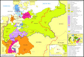 Map Og Germany by Vectorial Map Of Germany With Provinces And Railway No Stuning