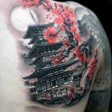 125 best cherry blossom tattoos of 2017 wild tattoo art
