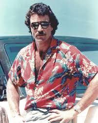 Halloween Costumes With Hawaiian Shirts by A Brief History Of The Magnum Pi Shirt U2013 Alohafunwear Com Blog