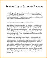 graphic design contract template freelance seminole work