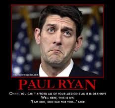 Ryan Memes - political memes paul ryan medicare cuts sad face evil
