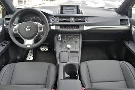 lexus interior 2012 2012 lexus ct 200h information and photos momentcar