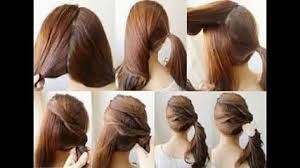 easy and quick hairstyles for school dailymotion simple and easy hair styles video dailymotion