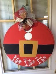 ornament door hanger door by elysianblvd