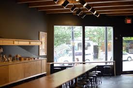 clean design and roasters at vancouver u0027s revolver coffee