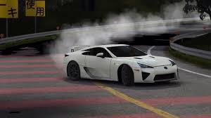 lexus lfa racing assoluto racing lexus lfa touge