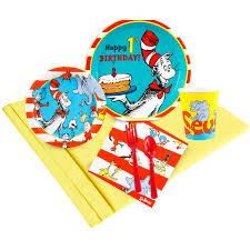 dr seuss 1st birthday dr seuss 1st birthday party pack birthdayexpress