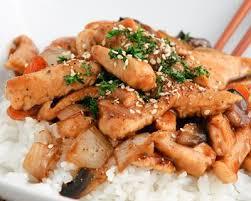 cuisiner avec du gingembre recette poulet au gingembre léger