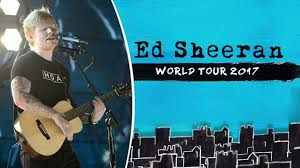 ed sheeran tour 2017 ed sheeran just added extra dates to his tour and guess what he s