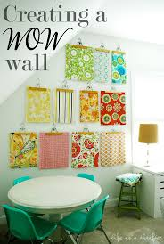 best 25 fabric wall decor ideas on pinterest scrapbook paper