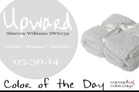 sherwin williams light gray colors color of the day upward concepts and colorways