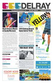 delray beach pineapple february 2016 by four story media group issuu
