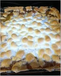 best 25 candied yams with marshmallows ideas on