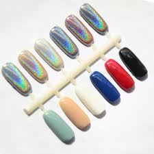 aliexpress com buy 2g mirror powder nails holographic nail