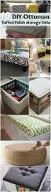 diy upholstered storage ottoman super easy ottomans and storage