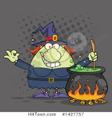 free halloween clipart witch cauldron halloween witch clipart 1 royalty free stock illustrations