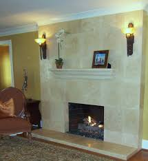 how to cover brick fireplace with wood home design furniture