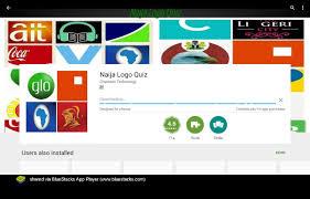 new game by a nairalander naija logo quiz gaming nigeria