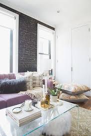 Nyc Home Decor Marvelous Small New York Apartments Interior Narrow Apartment